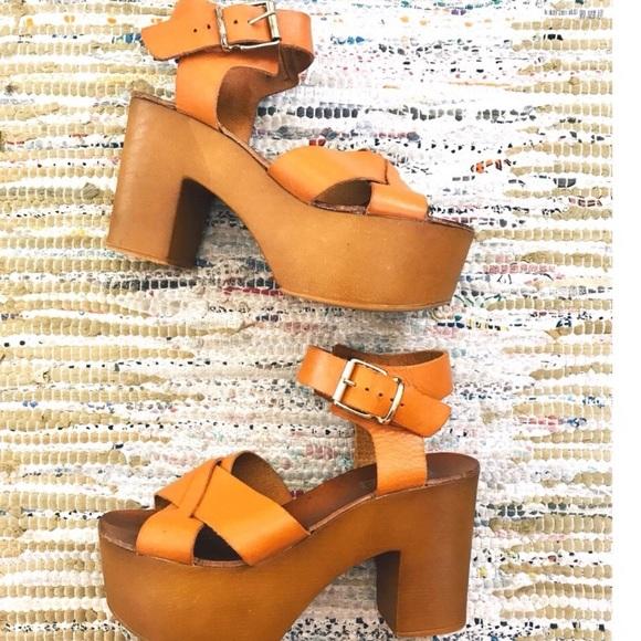 Topshop Shoes | Topshop Naive Platform